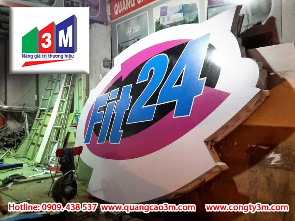 logo toa nha fit24